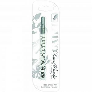 Маркер для эмбоссинга Nuvo Clear Mark Embossing Pen. арт.103N